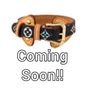 Louis Vuitton matching bracelet